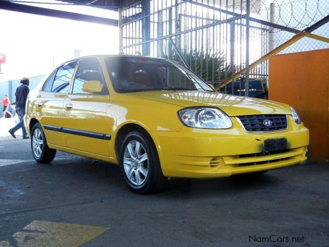 Used Hyundai Accent 2004 Accent For Sale Windhoek