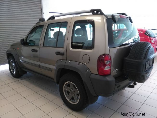 Jeep Cherokee Sport Renegade in Namibia