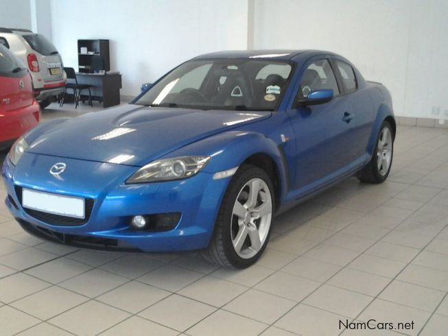 used mazda rx 8 2004 rx 8 for sale walvis bay mazda rx 8 sales mazda rx 8 price n 90 000. Black Bedroom Furniture Sets. Home Design Ideas