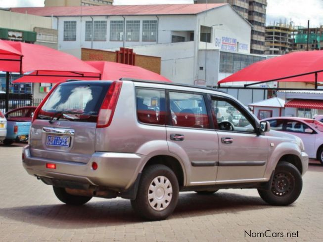 used nissan x trail 2004 x trail for sale windhoek nissan x trail sales nissan x trail. Black Bedroom Furniture Sets. Home Design Ideas