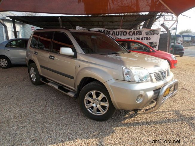used nissan xtrail 2004 xtrail for sale windhoek nissan xtrail sales nissan xtrail price n. Black Bedroom Furniture Sets. Home Design Ideas