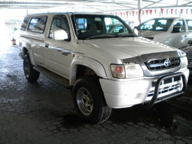 Used Toyota Hilux 3 0 Kzte 2004 Hilux 3 0 Kzte For Sale