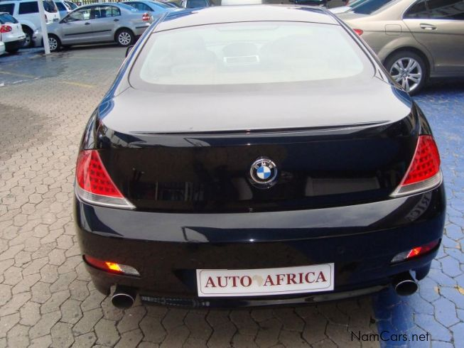 used bmw 645ci 2005 645ci for sale windhoek bmw 645ci. Black Bedroom Furniture Sets. Home Design Ideas