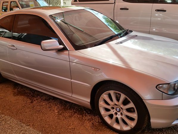Used Bmw Coupe 325 Ci 2005 Coupe 325 Ci For Sale