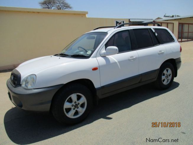 used hyundai santa fe 2005 santa fe for sale okahandja. Black Bedroom Furniture Sets. Home Design Ideas