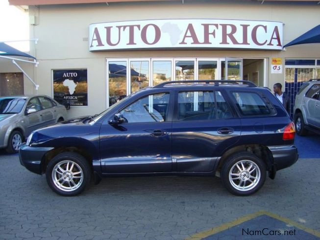 Used Hyundai Sante Fe Gls 2005 Sante Fe Gls For Sale