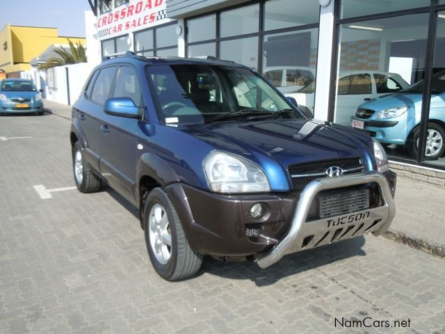 hyundai tucson manual transmission for sale