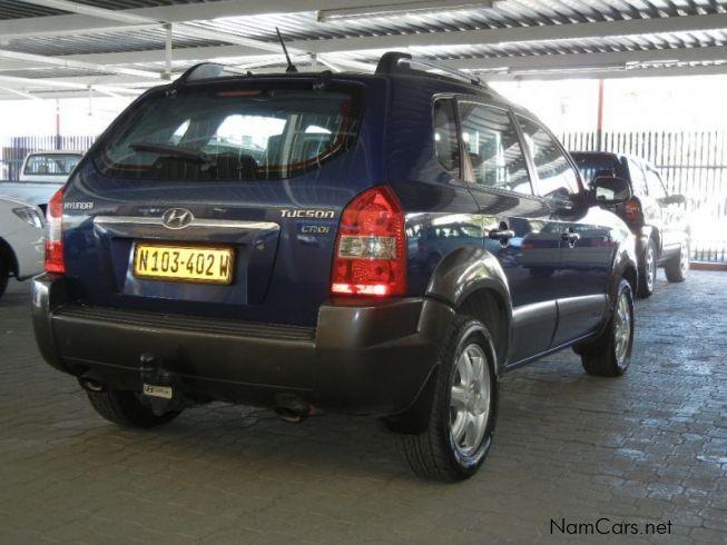 Used Hyundai Tucsun Crdi 2005 Tucsun Crdi For Sale Windhoek Hyundai Tucsun Crdi Sales