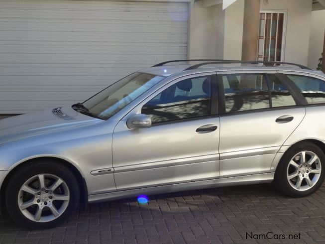 Mercedes-Benz C 200 Kompressor in Namibia