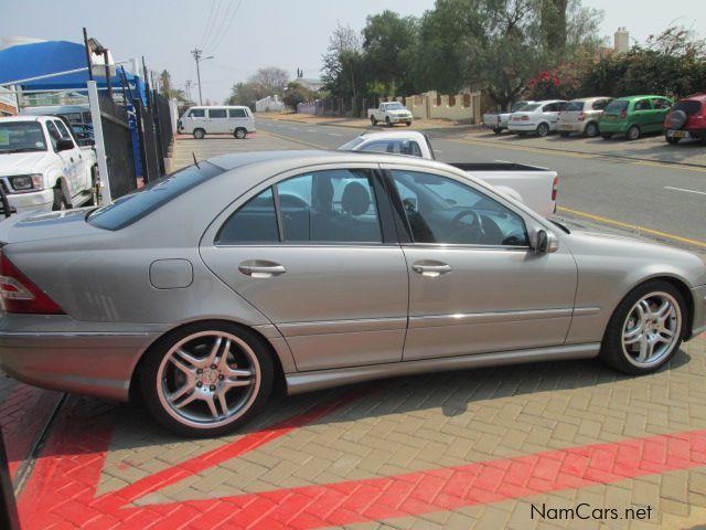 Used mercedes benz c55 amg v8 2005 c55 amg v8 for sale for Mercedes benz c55 amg