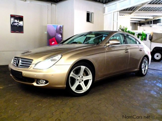 used mercedes benz cls 500 2005 cls 500 for sale windhoek mercedes benz cls 500 sales. Black Bedroom Furniture Sets. Home Design Ideas