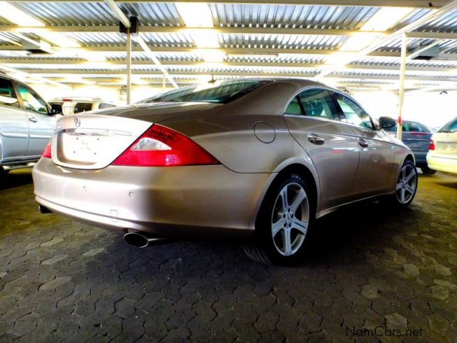 Used mercedes benz cls 500 2005 cls 500 for sale for Used mercedes benz cls for sale