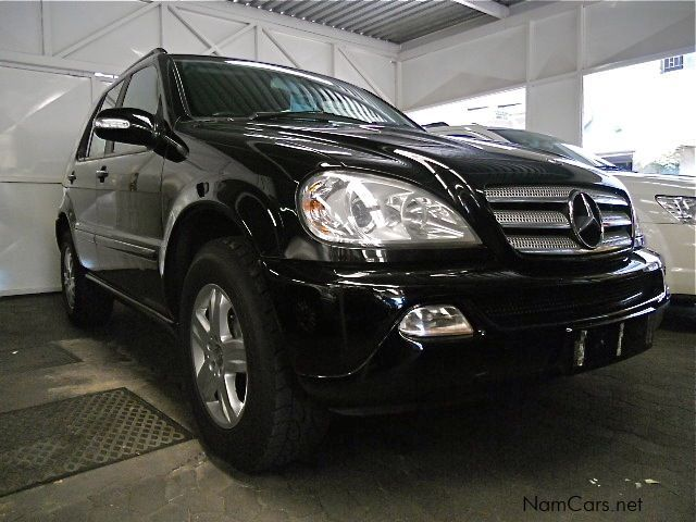 used mercedes benz ml 270 cdi 2005 ml 270 cdi for sale. Black Bedroom Furniture Sets. Home Design Ideas