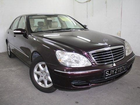 Used mercedes benz s280l 2005 s280l for sale windhoek for Used 2005 mercedes benz