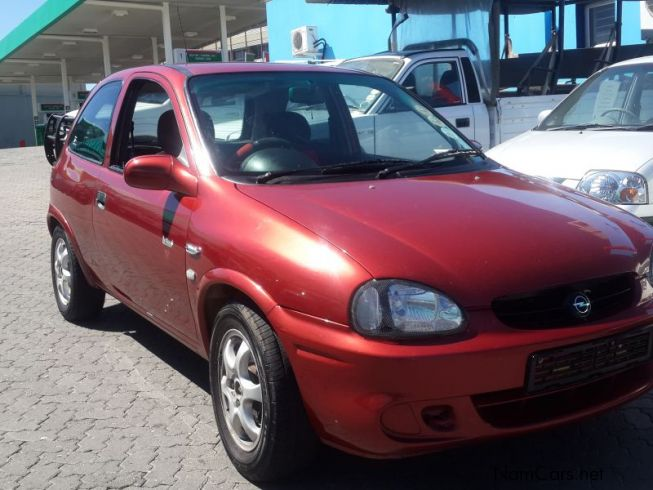 used opel corsa 1 4 h b 2005 corsa 1 4 h b for sale. Black Bedroom Furniture Sets. Home Design Ideas