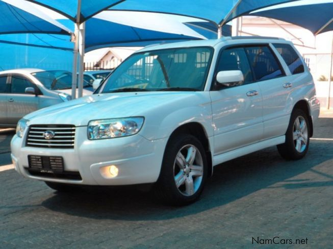 Used Subaru Forester 2 5 Xt Turbo 2005 Forester 2 5 Xt