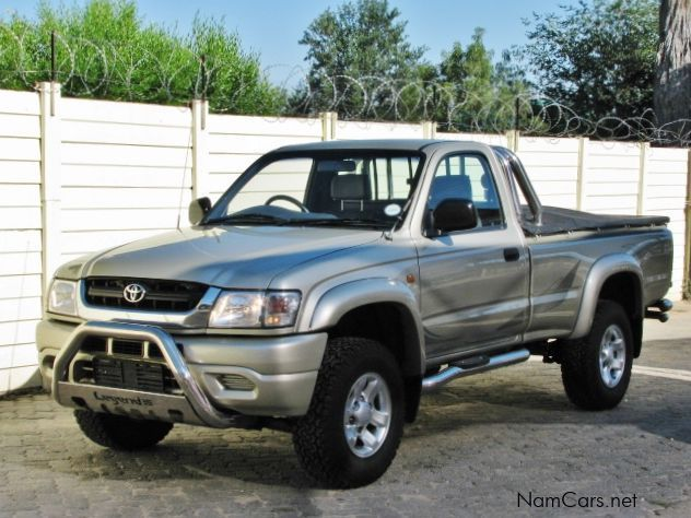 Used Toyota Hilux Legend 35 2005 Hilux Legend 35 For