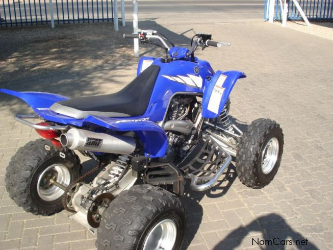 Used yamaha 2005 yamaha raptor 660 r 2005 2005 yamaha for Yamaha atv for sale used