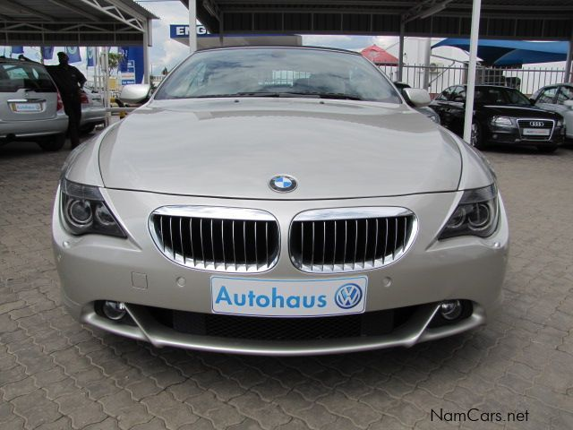 used bmw 650i 2006 650i for sale windhoek bmw 650i. Black Bedroom Furniture Sets. Home Design Ideas