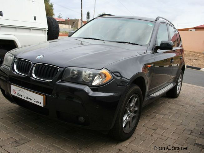 used bmw x3 3 0i a  t  local