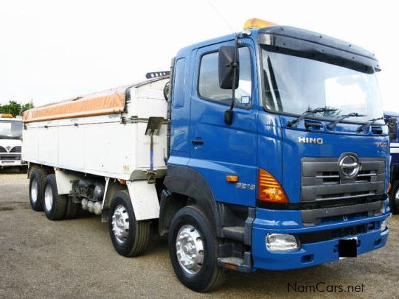 Used Hino 3213 Tipper