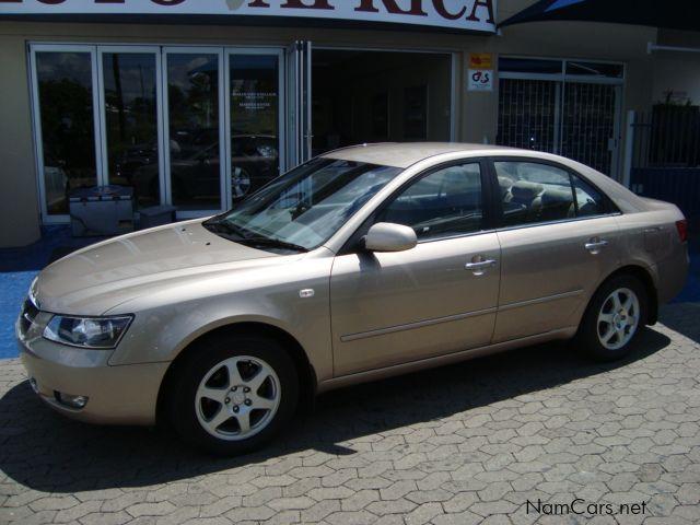 Used Hyundai Sonata 2 4i Gls 2006 Sonata 2 4i Gls For Sale Windhoek Hyundai Sonata 2 4i Gls