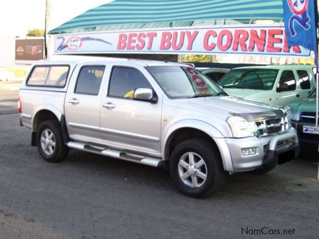 Used isuzu kb 300 tdi lx dc 2006 kb 300 tdi lx dc for for Subaru motors finance c o chase