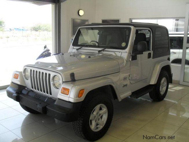 used jeep wrangler sahara 4 0 6sp 2006 wrangler sahara 4 0 6sp for sale windhoek jeep. Black Bedroom Furniture Sets. Home Design Ideas
