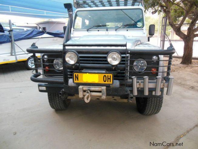 Used Land Rover Defender Puma 2006 Defender Puma For