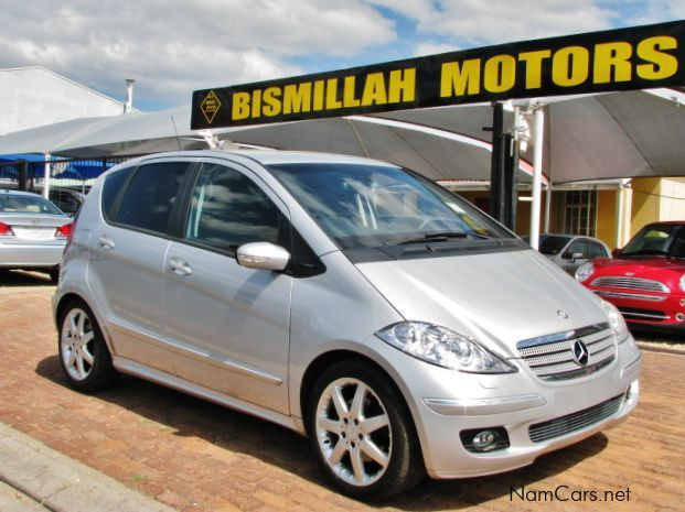 Used mercedes benz a200 turbo 2006 a200 turbo for sale for Mercedes benz a200
