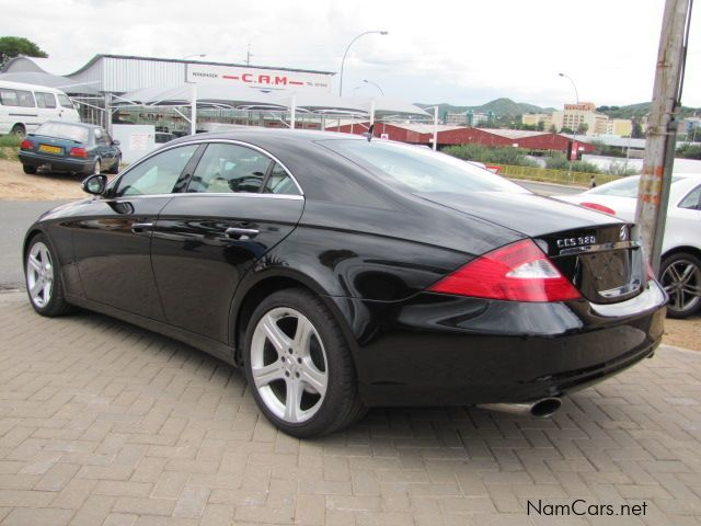 Used mercedes benz cls 320cdi 2006 cls 320cdi for sale for Used mercedes benz cls for sale