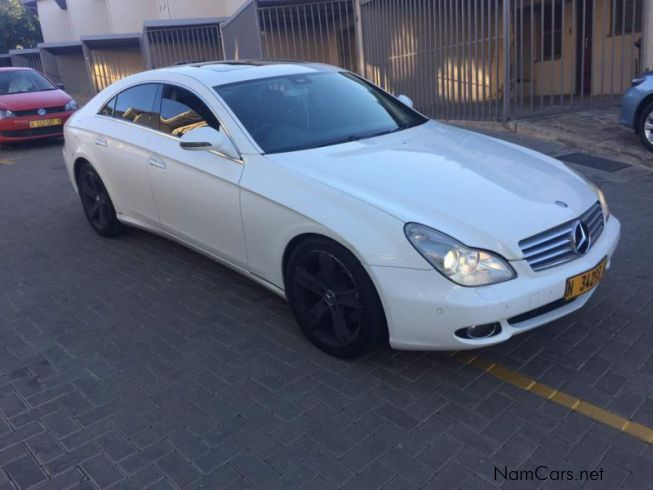 Used mercedes benz cls350 amg 2006 cls350 amg for sale for Used mercedes benz net