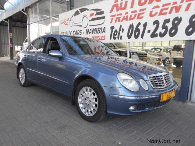 Used mercedes benz e 350 avantgarde 2006 e 350 for Mercedes benz e 350 for sale