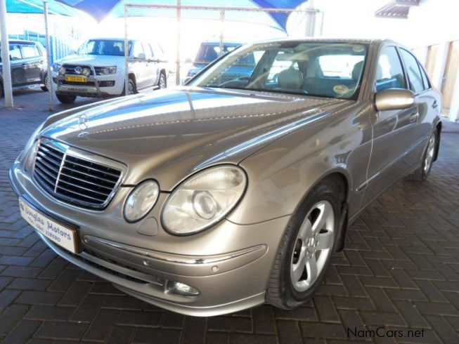 Used mercedes benz e200k avantgarde 2006 e200k for Mercedes benz used cars prices