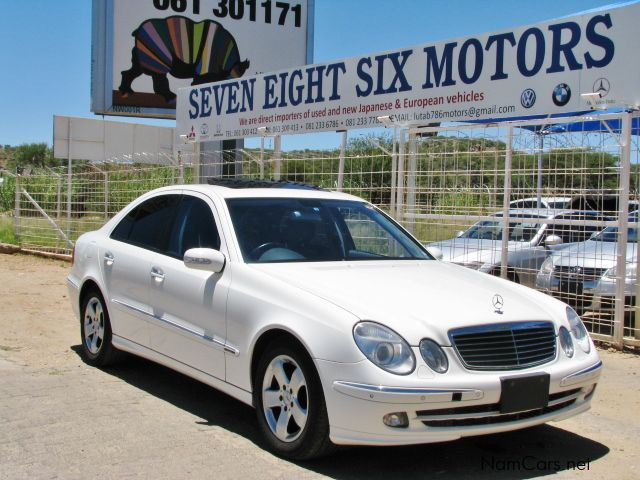 Used mercedes benz e350 2006 e350 for sale windhoek for Used mercedes benz net