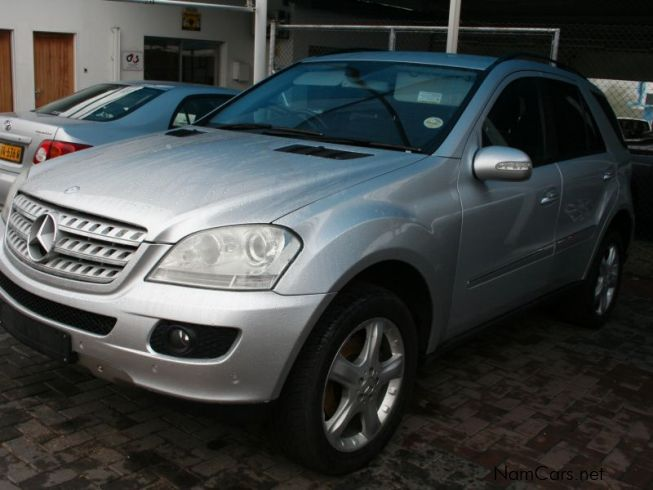 Used mercedes benz ml 320 cdi a t 2006 ml 320 cdi a t for Mercedes benz ml 2006 for sale