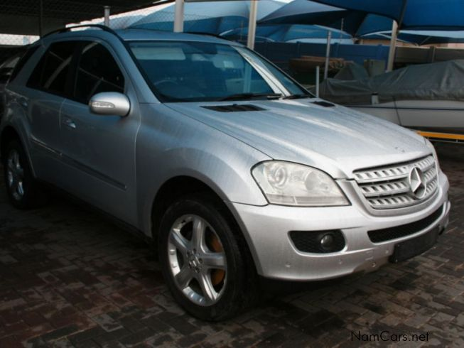 used mercedes benz ml 320 cdi a t 2006 ml 320 cdi a t for sale windhoek mercedes benz ml 320. Black Bedroom Furniture Sets. Home Design Ideas