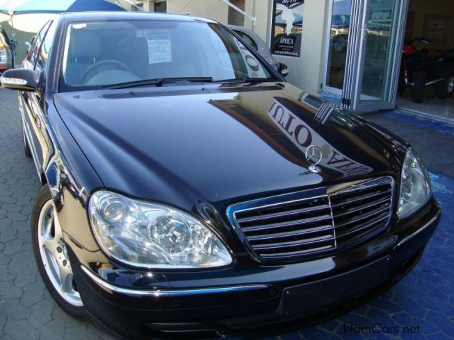 Used mercedes benz s280 2006 s280 for sale windhoek for Mercedes benz s280 for sale