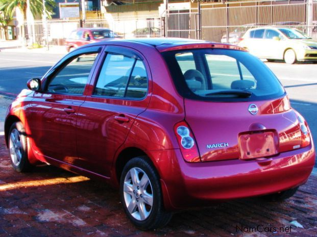 used nissan march micra 2006 march micra for sale windhoek nissan march micra sales. Black Bedroom Furniture Sets. Home Design Ideas