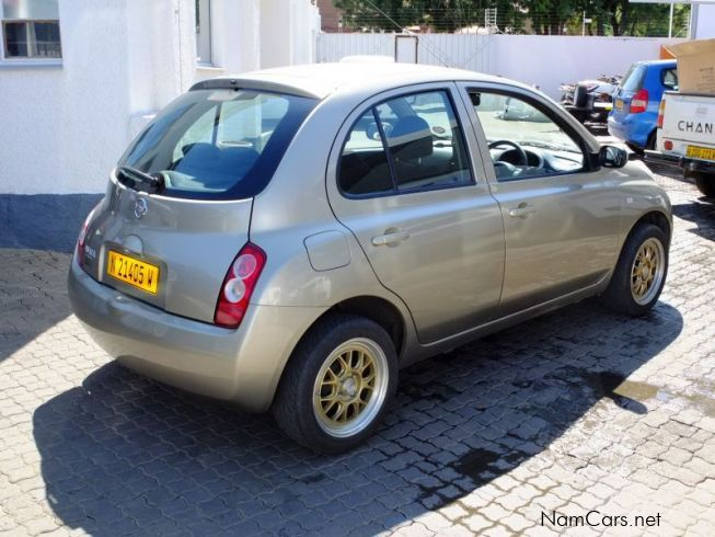 used nissan micra 2006 micra for sale windhoek nissan micra sales nissan micra price n. Black Bedroom Furniture Sets. Home Design Ideas