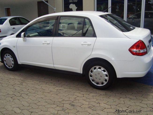 Used Nissan Tiida 2006 Tiida For Sale Windhoek Nissan