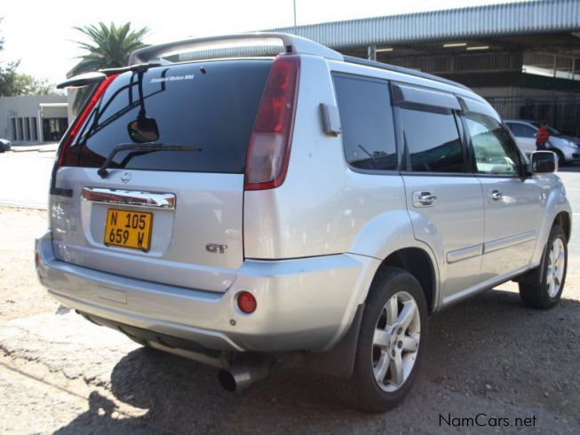 Used Nissan X-trail GT | 2006 X-trail GT for sale | Windhoek Nissan X-trail GT sales | Nissan X ...