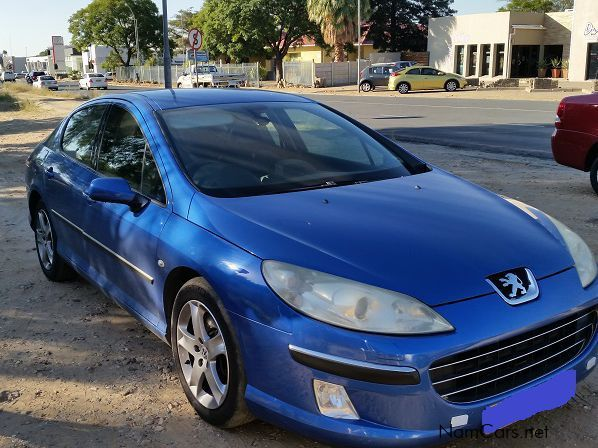 used peugeot 407 sport 2006 407 sport for sale windhoek peugeot 407 sport sales peugeot. Black Bedroom Furniture Sets. Home Design Ideas