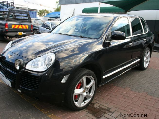 used porsche cayenne turbo s triptonic 2006 cayenne turbo s triptonic for sale windhoek. Black Bedroom Furniture Sets. Home Design Ideas