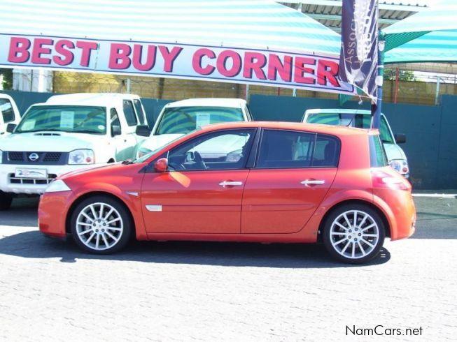 used renault megane rs turbo 2006 megane rs turbo for sale windhoek renault megane. Black Bedroom Furniture Sets. Home Design Ideas