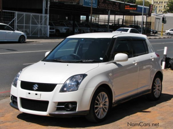 used suzuki swift sport 2006 swift sport for sale windhoek suzuki swift sport sales suzuki. Black Bedroom Furniture Sets. Home Design Ideas