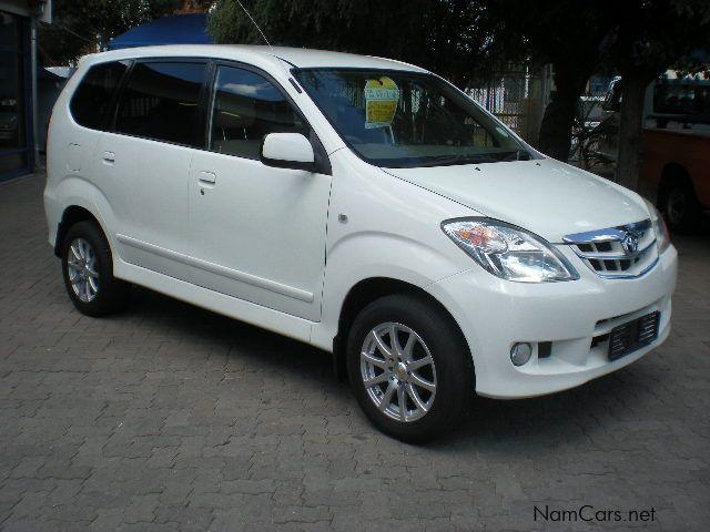 Used Toyota Avanza 1 5 Tx 2006 Avanza 1 5 Tx For Sale