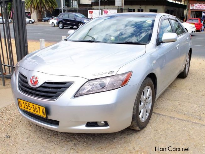Toyota Camry in Namibia