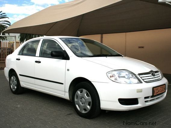 used toyota corolla 2006 corolla for sale windhoek toyota corolla sales. Black Bedroom Furniture Sets. Home Design Ideas
