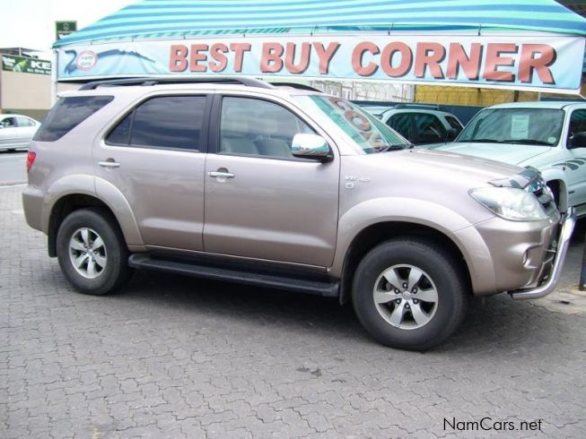 Used toyota fortuner 4 0 v6 raised body 2006 fortuner 4 for Subaru motors finance c o chase